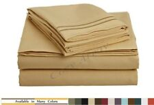 1200 THREAD COUNT 4 PIECE BED SHEET SET - IDEAL HOLIDAY GIFT