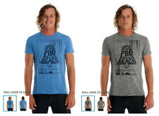 Rip Curl Mens Latest Top Tee T-shirt, 100% cotton, Short Sleeves