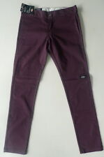 Dickies - Skinny Leg - Double Knee - Deep Purple - Work Pant (WP811) - NWT