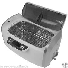6L 300W STAINLESS STEEL TANK BASKET ULTRASONIC CLEANER BRASS DENTAL INDUSTRIAL