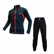 Sobike Nenk Suits Cycling Long Jersey Wind Coat Jacket Winter Tights Pants