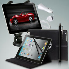 NEW BUNDLE ACCESSORY KIT 5 IN 1 PACK FOR APPLE NEW IPAD 2 AND 3 AND 4 RETINA