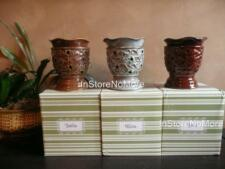 1 Scentsy FULL SIZE Warmer Retired RENAISSANCE Collection UPICK Discontinue RARE