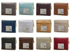 1800 SERIES BED SHEET SET - Clara Clark Logo Pillowcases - All Sizes & 12 Colors