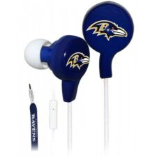 Official Licensed iHip NFL Tangle Free Shoelace Earbuds w/ Mic - Playoffs teams!