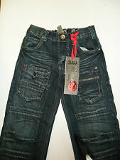BOYS ST BERNARDS DENIM JEANS DUNNES STORES 4,5,6,7,8,9 BNWT OSAKA TIGER JAPAN