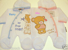 PREMATURE Baby clothes PERSONALISED All in one Baby grow  forTiny Small little