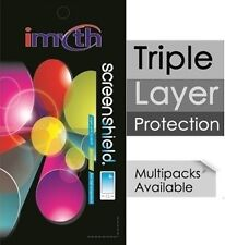 iMyth HTC Handsets Triple Layer LCD Screen Protector & Package Cloth + App. Card