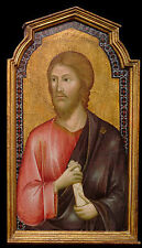 Art Print - Christ Between St Peter And St James Major Right - Cimabue Giovanni