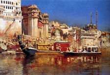 Photo/Poster - The Return Of The Maharaja Of Benares - Weeks Edwin Lord 1849 190
