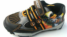 UK SELLER NEW ACTION MAN TRAINERS BOYS VELCRO TRAINERS ACTION MAN SHOES BOYS