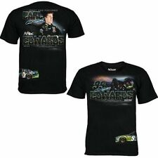 Carl Edwards Chase Authentics #99 Aflac Camber Tee FREE SHIP!