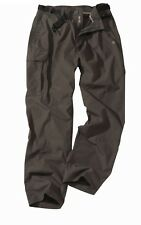 CRAGHOPPERS KIWI MENS CLASSIC TROUSERS CMJ100 BARK WALKING WORKWEAR CASUAL
