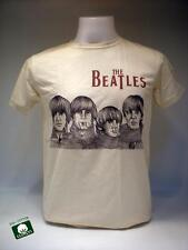 VINTAGE The Beatles Rock Music T-shirts New Design Digital Print SIZE S/M/L/XL