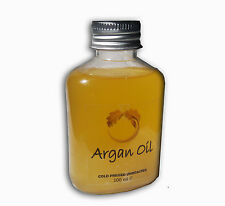 Natural Moroccan Argan Oil Skin and Hair Treatment 100 ml not maran not pure