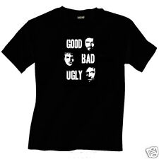 GAME OF THRONES THE GOOD THE BAD AND THE UGLY COOL SCREENPRINTED  T SHIRT