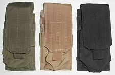 Condor MA5 5.56mm Rifle Mag Pouch Flap Magazine MOLLE OD Black Coyote Tan 223
