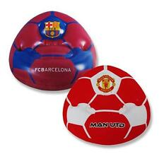 Fauteuil gonflable piscine FC Barcelone ou Manchester United