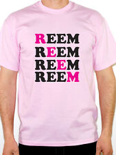 REEM - Sexy / Gorgeous /  Nice / Novelty / Towie / Fun Themed Mens T-Shirt
