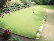 Artificial Grass Golf Putting Green or Lawn Sand Dressed - 24 Sizes
