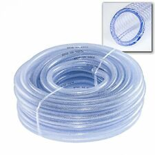 PVC Braided Tubing x 30m Coil From £ 5.95