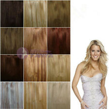 """USA STOCK! 20"""" 8pcs 100g Clip-in 100% Human Hair Extensions,3-5 days delivery!!!"""