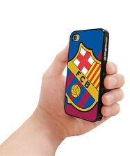 Barcelona Big logo Barca futbol football soccer Apple iPhone 4 Case Cover