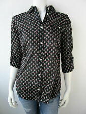 Tommy Hilfiger Shirt Overhem Bluse Bloes Top Bella 078 Neu