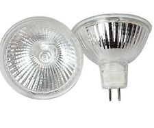 2 3 4 6 8 10 LOW VOLTAGE 20w 35w12V MR11 GU4 Cap Long Life Halogen Light Bulbs