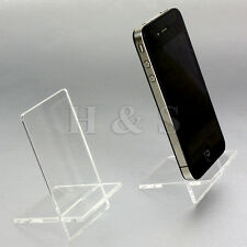 Top Quality Acrylic Mobile Phone Stand Holder Retail Shop Display Ipod Camera -B