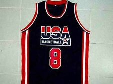 SCOTTIE PIPPEN TEAM USA JERSEY NEW BLUE ANY SIZE XS - 5XL