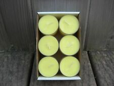 100% Hand Poured 12pk Tea Light Soy Candles Free Shipping with 5 or more packs
