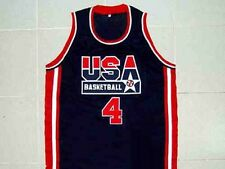 CHRISTIAN LAETTNER TEAM USA JERSEY BLUE NEW ANY SIZE XS - 5XL