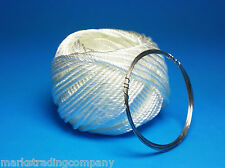 3mm High Quality Silica Rope Wick Temp Res 1600°C  Perfect for Atty's Wholesale