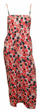 New Monsoon Pink Floral Maxi Dress  Size 8 - 20