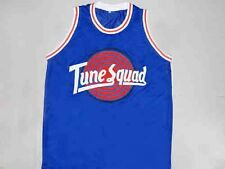 DRAZEN PETROVIC TUNE SQUAD SPACE JAM JERSEY BLUE MOVIE TOON ANY SIZE XS - 5XL