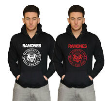 Ramones American Punk Rock Band Music Tour Biker Vintage Hoody Hoodie Mens Top