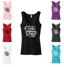 Hide Your Crazy & Start Acting Like A Lady Tank Top Miranda Lambert