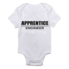ENGINEER APPRENTICE - Science / Maths / Manufacturing Themed Baby Grow/Suit