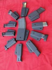 Kydex Left or Right .380 9mm 10mm 5.7 .45 Single Magazine Mag Pouch Made in USA