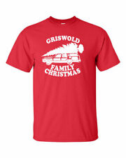 Griswold Family Christmas Vacation National Lampoon Movie CAR Men Tee Shirt 588