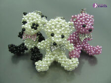 Free Shipping!NEW Tanya fashion J-Korea style lovely Bears Panda Pendant ^-^