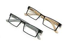 1X 100% High Quality Metal Frame PC Lens Reading Glasses +1.0 1.5 2.0 2.5 3.00