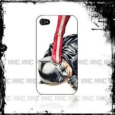 Wonder Woman VS BatMan Marvel Hard Case For Iphone 4 / 4s / 5 - Black or White