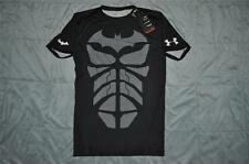 Under Armour Alter Ego Compression BATMAN DARK KNIGHT Shirt 1244399 004 Black