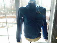 ROCAWEAR  Logo  NEW  Women Blue  Track Jacket  Size:    Med, Large,    NEW