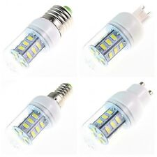 E27/E14/G9/B22/Gu10 5W 24x5730SMD 450LM Pure/Warm White Light LED Bulb 110V/220V