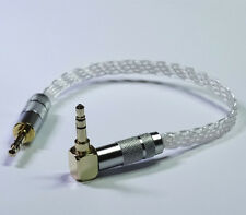 3.5mm Male to Male Stereo Audio Cable Record Car AUX Cord For ipod MP3 phone