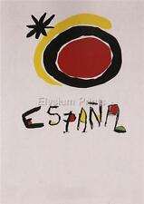 SPAIN. EVERYTHING UNDER THE SUN - Vintage Spanish Travel Poster 1980 - SG2857 -