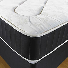 *NEW* Mattress Time Ortho Black Deep Quilted Damask Mattress FREE NEXT DAY